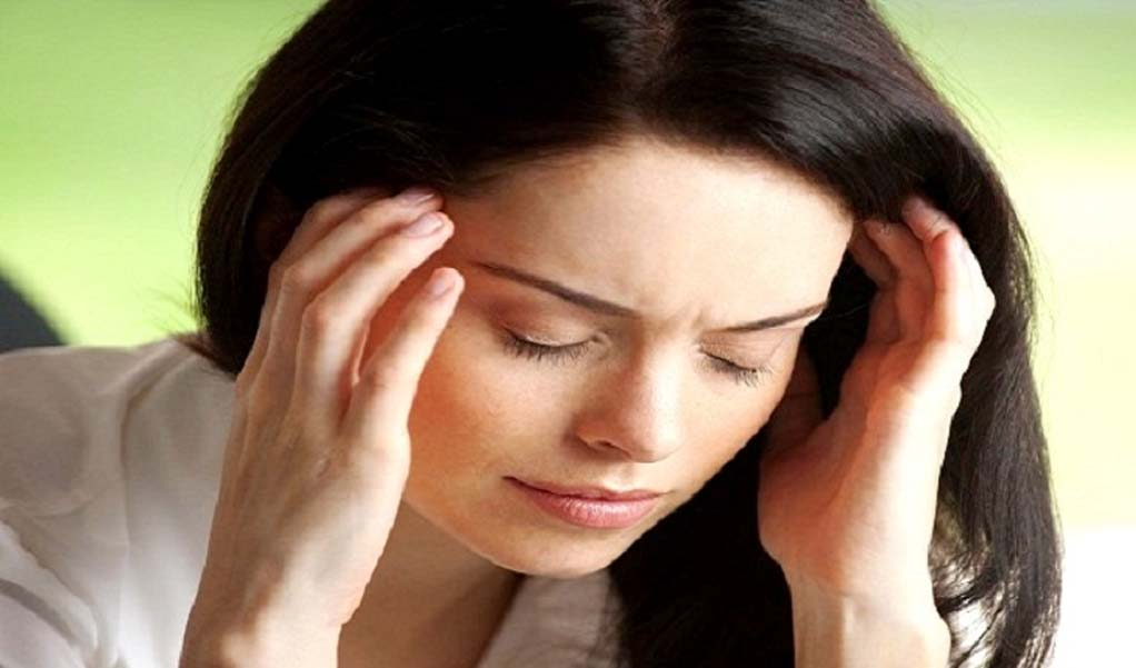 Trouble with migraine pain